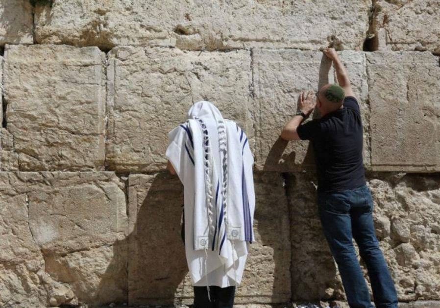 Division at the Western Wall is No Path to Unity