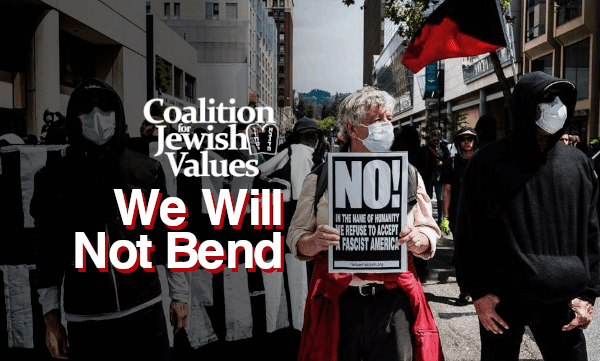 We Will Not Bend