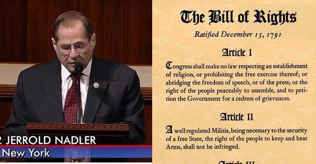 Constitution vs Nadler