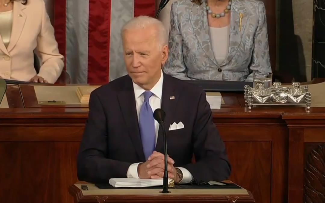 Fox News: Rabbi Yaakov Menken: Biden's address to Congress left anti-Semitism unaddressed. Why?