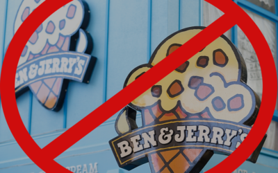 United With Israel: Boycott Ben & Jerry's Over Anti-Israel Discrimination